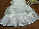 Нарядное белоснежное пышное платье на девочку Children's Place (США) (Размер 8Т), фото 5