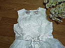 Нарядное белоснежное пышное платье на девочку Children's Place (США) (Размер 8Т), фото 4