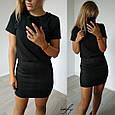 Базовая женская футболка, фото 6
