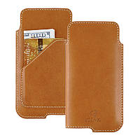 Чехол футляр Stenk Pocket для THL T6 Pro Camel