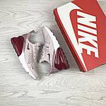 Жіночі кросівки Nike Air Max 270 (пудра), фото 3