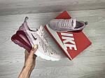Жіночі кросівки Nike Air Max 270 (пудра), фото 4