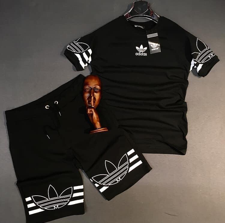 e006138cf1845 Мужской комплект шорты и футболка Adidas Confession: продажа, цена в ...