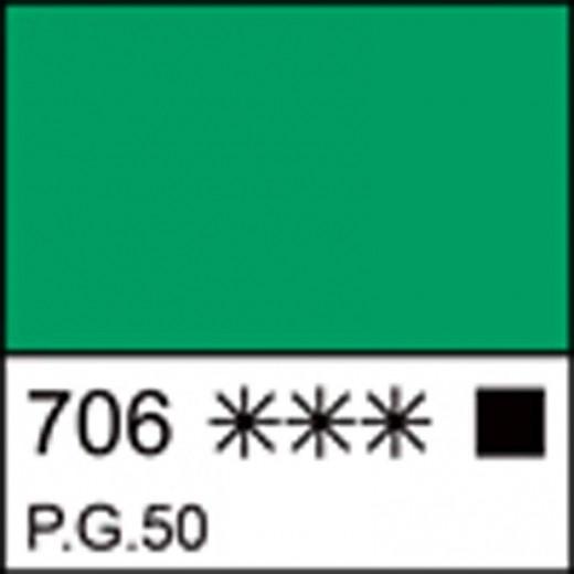 Темперна   фарба  46 мл  кобальт зелений світлий, МАСТЕР-КЛАСС