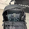 "Рюкзак Backpack Givenchy Stars 3 Black Stripes ""Чорний"", фото 5"