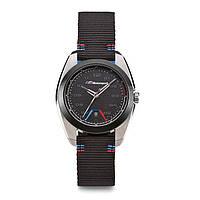 Оригинальные мужские наручные часы BMW M Motorsport Watch, Men, Black/Silver (80262463266)