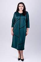 Платье Мери (зеленый), фото 1