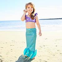 Купальник для девочек русалочка Ариэль Дисней  Disney Store Ariel Deluxe