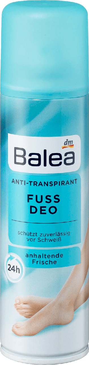 Дезодорант для ног Balea Fuß, 200ml.