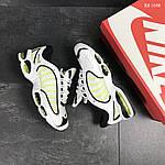 Мужские кроссовки Nike Air Max (бело-желтые), фото 2