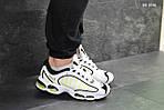 Мужские кроссовки Nike Air Max (бело-желтые), фото 3