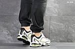 Мужские кроссовки Nike Air Max (бело-желтые), фото 4