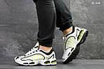 Мужские кроссовки Nike Air Max (бело-желтые), фото 6