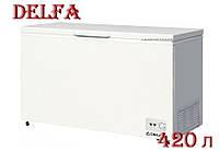 Морозильный ларь DELFA DCFG-420 (420 л,завод Midea)
