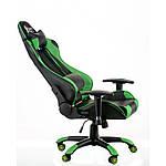 Кресло ExtremeRace black/green (E5623), Special4You, фото 4