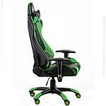 Кресло ExtremeRace black/green (E5623), Special4You, фото 3