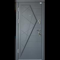 Входная дверь Very Dveri Айсберг 3D Графит 850х2030