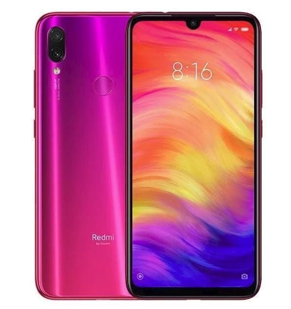 Xiaomi Redmi Note 7 3Gb/32Gb Red (Global Ver.) Гарантия 1 Год