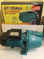 Насос поверхностный Euroaqua JET100A (a)