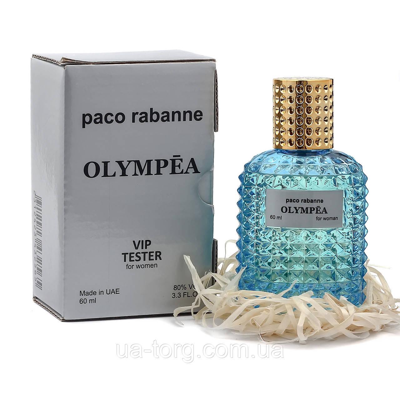 Paco Rabanne Olympea TESTER VIP, женский, 60 мл