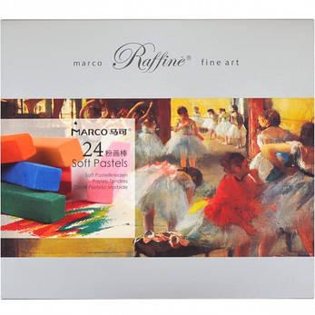 "Пастель сухая 24 цвета, 7300 /24 Fine Art MARCO Артикул: 7300/24""Marco"", фото 2"