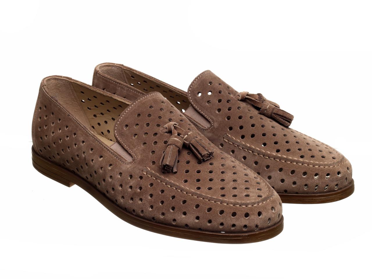 Туфлі Etor 15098-6589-0173  бежевий