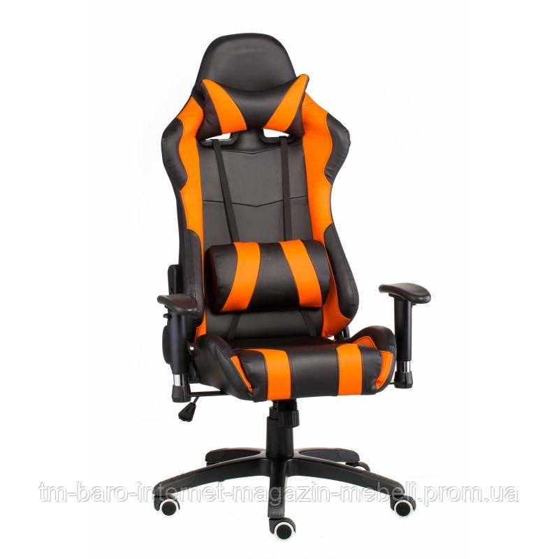 Кресло ExtremeRace black/orange (E4749), Special4You (Бесплатная доставка)