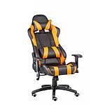 Кресло ExtremeRace black/orange (E4749), Special4You (Бесплатная доставка), фото 3