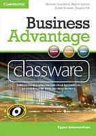 Business Advantage. Upper-intermediate. Classware DVD-ROM