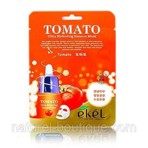 Тканевая маска Ekel Tomato с экстрактом томата