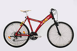 Велосипед Cycles King Space 100 26 Red Б/У