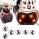 Массажная подушка Massager pillow, массажер для дома,машины,шеи,спины, фото 7