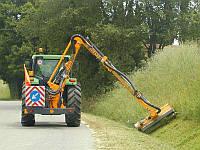 Косилка – кусторез для трактора FEMAC DOC 500, фото 1