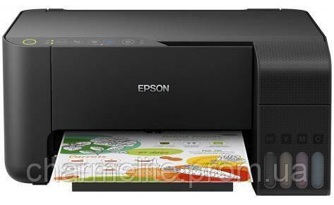МФУ А4 Epson L3151 Фабрика печати c WI-FI