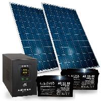 Автономная Солнечная электростанция - Дом 470/140кВт*ч в мес.