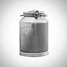 Бидон алюминиевый - 40 л  Калитва, фото 3