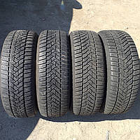Б/у шини 215/60/16 Dunlop Winter Sport5 2х7мм 2х5.5 mm протектор резина зимова