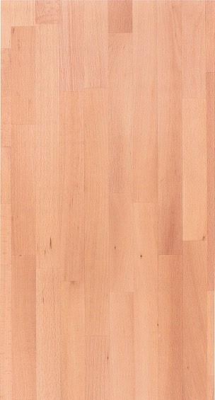 Щит меблевий, бук, 2400 мм × 600 мм × 27 мм