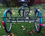 Трехколесный Велосипед EuroTeam Special Reha Bike для людей с отсутствием равновесия, фото 7