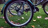 Трехколесный Велосипед EuroTeam Special Reha Bike для людей с отсутствием равновесия, фото 9