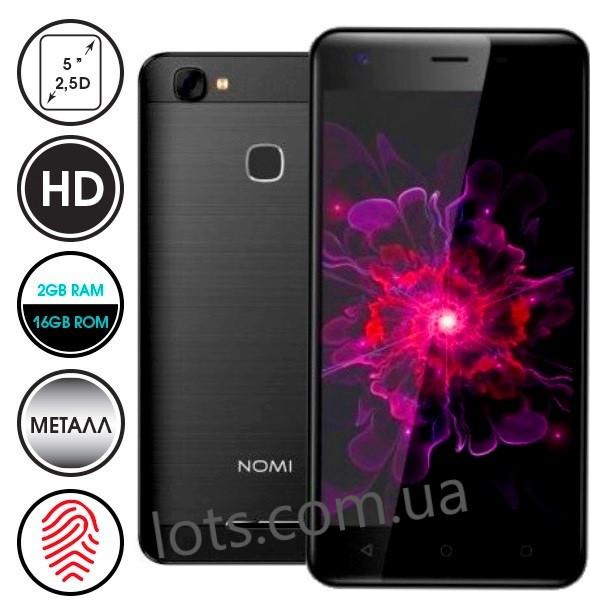 Смартфон Nomi i5032 Evo X2 Black 2/16Gb
