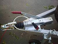 Тормоз наката 90S-3, 700-1000 кг, монтаж сверху, AK161, фото 1
