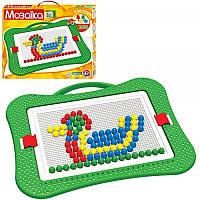 Мозаика десткая, игрушка детская, для малышей (240 элементов)