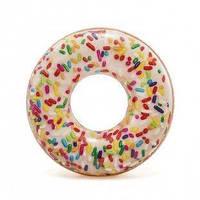 """Круг надувной для плавания """"Пончик"""" для взрослых и детей (от 14 лет)"""
