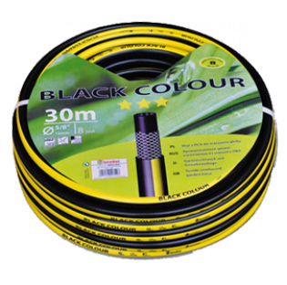 """Шланг для полива ТМ Bradas """"Black colour"""" 1 дюйм 50 метров"""