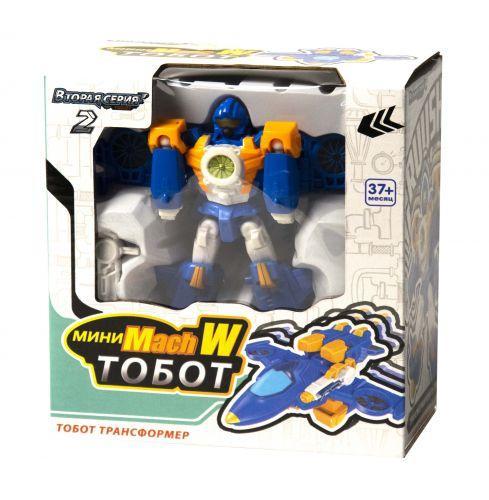 Тобот W мини Самолет-трансформер Tobot