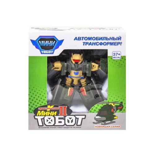 """Трансформер """"Tobot Y"""", мини (зелёный)"""