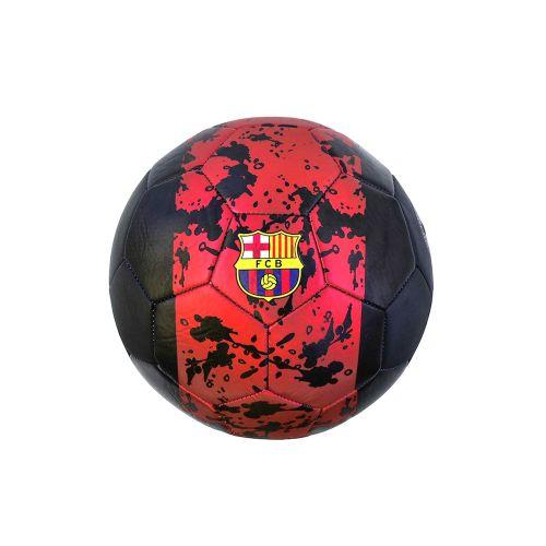 """Мяч футбольный (подойдет для детей и подростков) """"Барселона"""" № 5"""