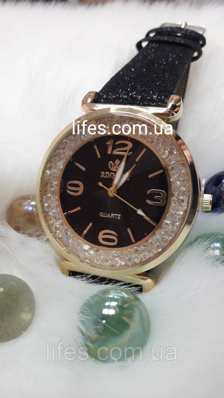 Женские часы Rinnady Черные