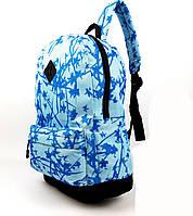Рюкзак прикольный принт, большой, вместительный на каждый день текстиль водонепроницаемый